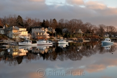 Annisquam Harbor in December