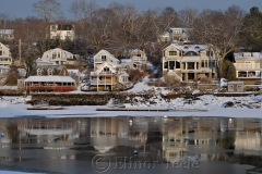 Annisquam Harbor - Snow & Ice