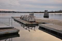 Docks in December