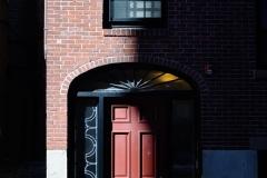 Beacon Hill Doorway