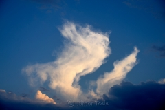 Clouds at Twilight 1