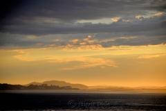 Blue Sunset 1