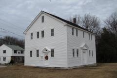 Sample Meetinghouse (Built 1769)