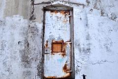 Birdseye Building Door