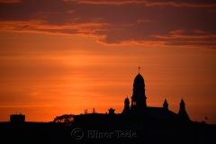 City Hall at Sunset