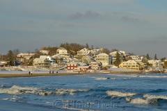 Good Harbor Snow & Waves