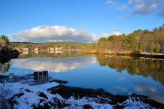 Goose Cove in December 1