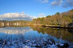 Goose Cove in December 2