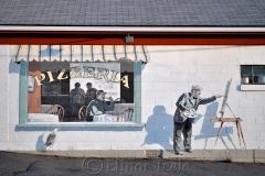 Pizzeria Mural