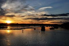 Annisquam River at Sunset
