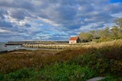 Lane's Cove Shack in February 2