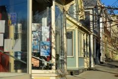 Lanesville Post Office Close-Up