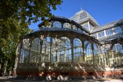 Palacio de Cristal in Buen Retiro 1