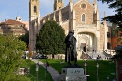 San Jerónimo el Real & Monumento a Goya