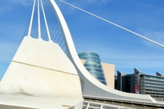 Samuel Beckett Bridge 2
