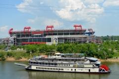 General Jackson & Nissan Stadium