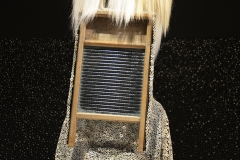 Sound Suit Face by Nick Cave
