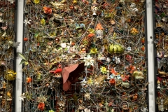 Wall Relief by Nick Cave