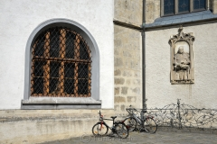 Bicycles Outside the Dom