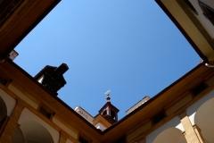Schloss Eggenberg Courtyard