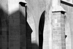 Minoritenkirche Close-Up