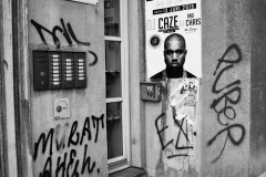 Neustiftgasse Graffiti