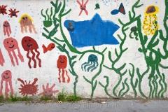 Neustiftgasse Mural