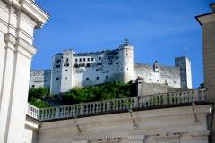 Festung Under Blue Skies