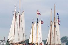 Liberty Clipper, Fame & Virginia