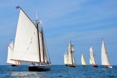 Adventure in the Schooner Race