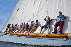 Liberty Clipper Crew