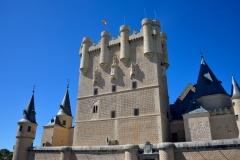 Alcázar de Segovia 2