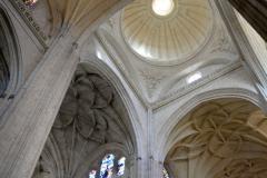 Catedral de Segovia Ceiling