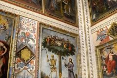 Catedral de Segovia Paintings