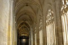Catedral de Segovia Cloister