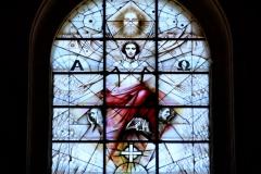 Catedral de Segovia Stained Glass