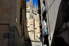 Catedral de Segovia & Stairs