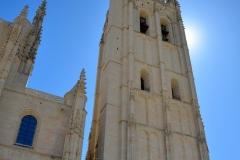 Catedral de Segovia Torre