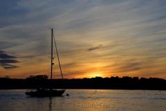 Wingaersheek Beach Sunset