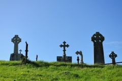 Derrynane Abbey Graves