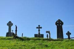 Derrynane Abbey Graves