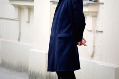 Man in the Black Hat in Salzburg