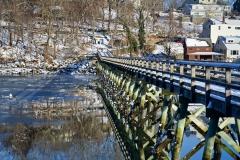 Footbridge Reflections 2