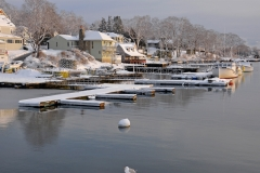 Docks in February