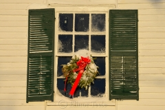 Village Hall Wreath