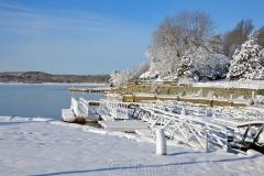 Gangways in February Snows