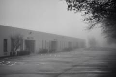 Blackburn Industrial Park Fog 1