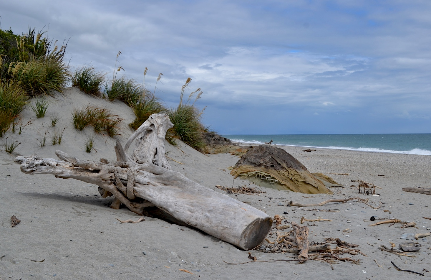 Beach, West Coast, New Zealand
