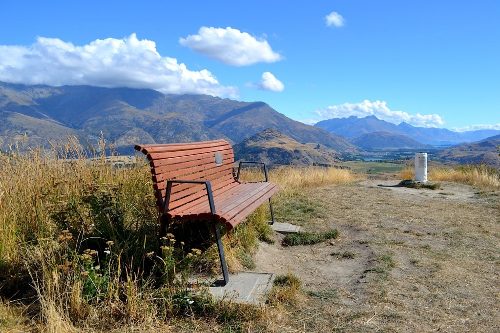 Jack's Seat, Arrowtown, New Zealand