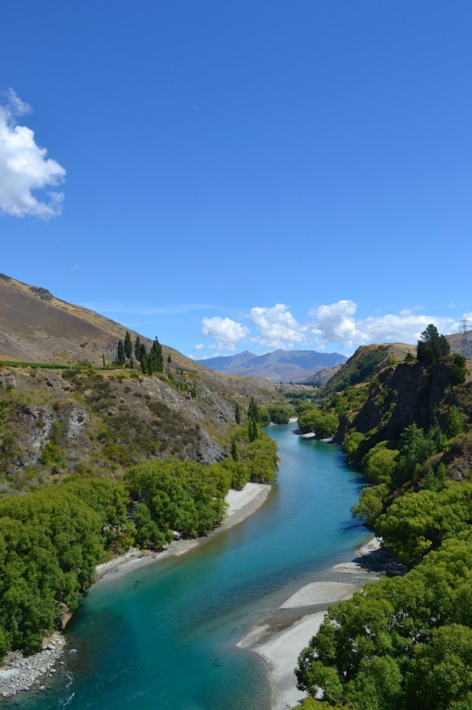 Kawarau River, Central Otago, New Zealand